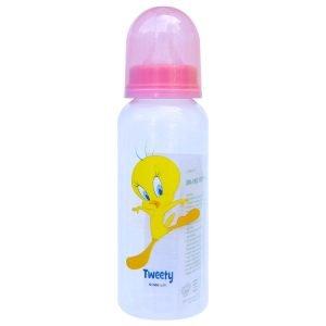 Looney Tunes 9 Ounce Round Shape Feeding Bottle